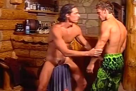 lustful Muscled Latin Hunks Sizzling sleazy 10-Pounder Riding encounter