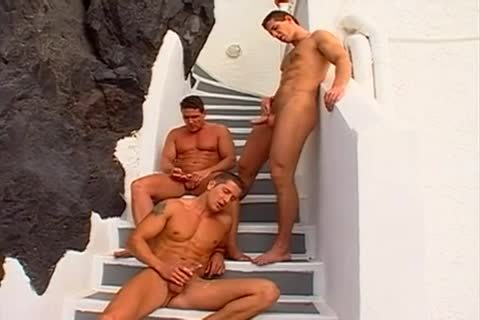 homosexual orgy Goes Out Of Contrl