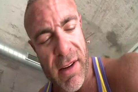 dirty gays Massage & blowjob & painfully