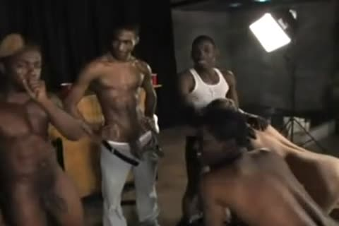 raging Interracial boning In group group-sex