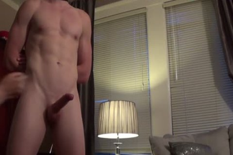 Alex (Fit 23-year old shlong) Returns For A Session.   Here In Part 1 that chap is Teased And Milked Like A Cumcow For His First Load.   Stay Tuned For Part two In Which that chap Cums 4 greater amount Times.   *** Remember To favorite If u Like T