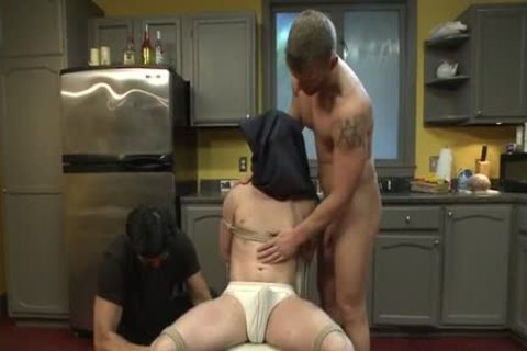 Sebastian Keys receives bound And pleasured