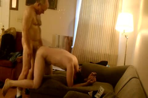 Ken fine Getting fucked By An old stud