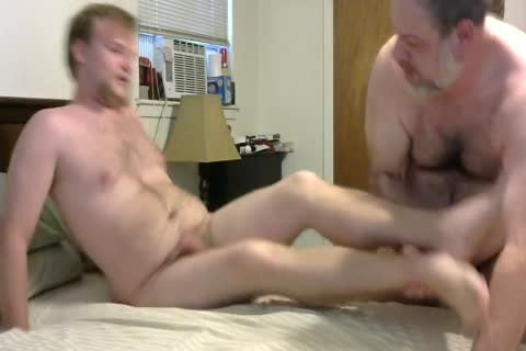In A Last Minute Invite, WngXStpXCub Comes Over And We Enjoying blowing Each Other, anal banging His anal, giving a kiss Etc.  In This clip Is The First Time The Cub Has Taken A shlong Up His anal And that chap Handles It Like A Pornstar.  After I sp