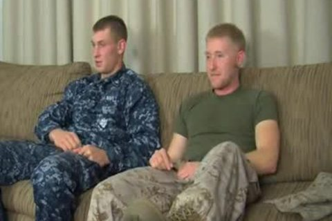 AAH - Petty Officer Aiden's First homo oral sex stimulation