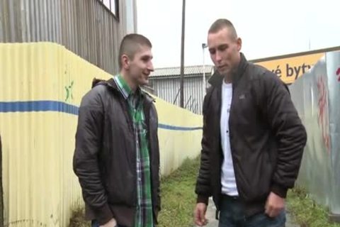 Czech Series - Getting pooper In The Alley
