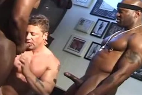 Jim Slade - Interracial trio