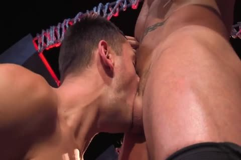 Austin Wolf  Uses Brenner's mouth & pooper