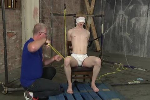 indecent old sperm Thief Sebastian Kane Pegs The concupiscent guy