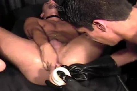 fellows Wearing Leather Shorts homosexual Porn And