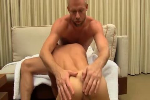 Andy Taylor receives A monstrous penis In His wild butthole