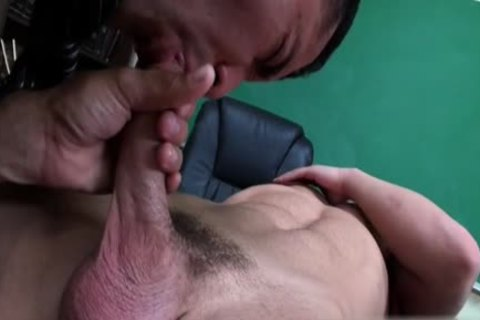 sexy homo butthole And ejaculation