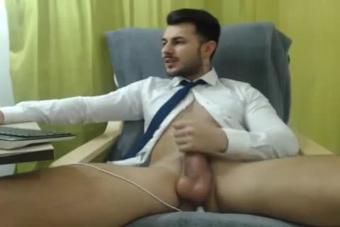 jerking off After Work #two