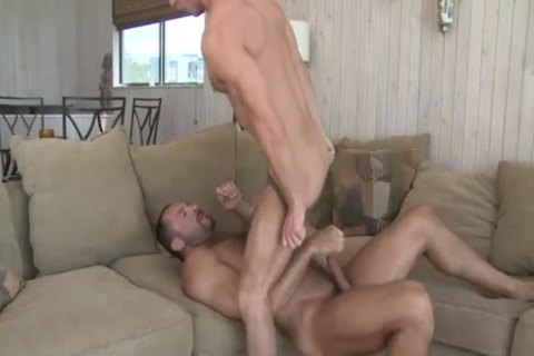 muscular gay Enjoying horny twink