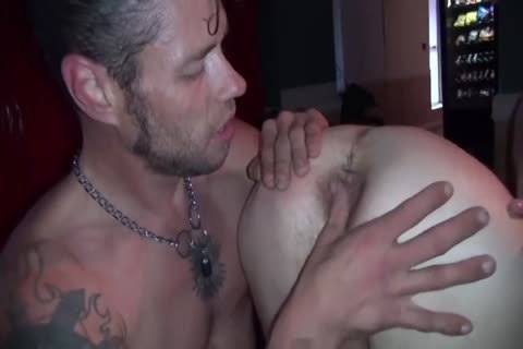 cum Doggs Of The sperm Seas - Scene 4 - Damon Doggs cum Factory