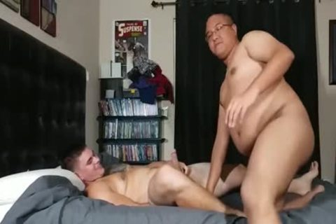 fat Bottom pounded By A Straight chap