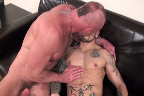 guys Doing What guys Do superlatively admirable; Pumping Each Other Full Of pleasant Loads Of cum
