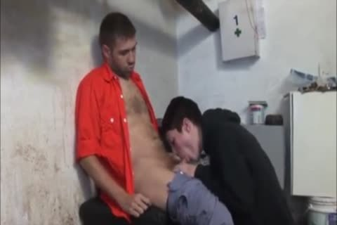 twink fucked By Plumber For Being Late For Work.