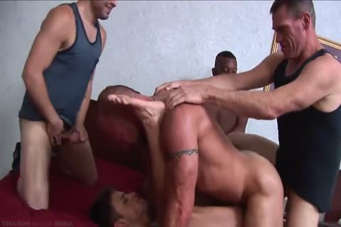 The superlatively good Of gay DP - butthole DP