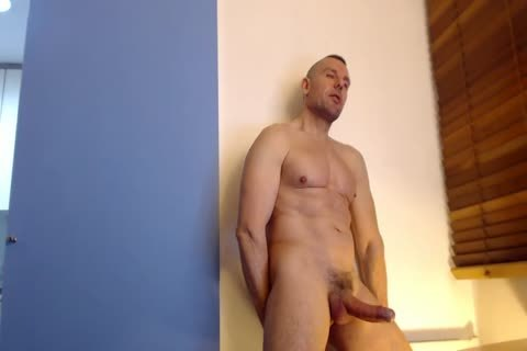 Tom jerking off On cam