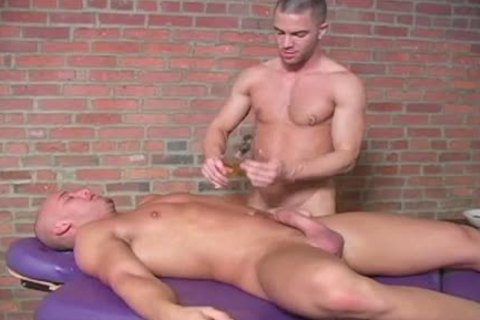 Zack And Jake Tyler Have A stunning Massage