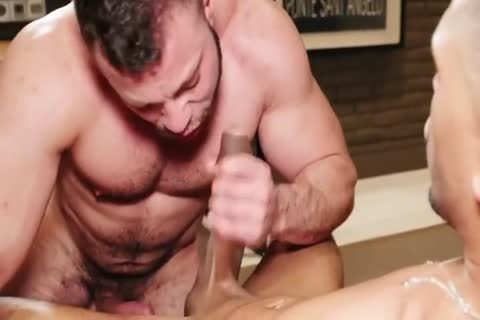 lustful homosexual video With Muscle, large dick Scenes
