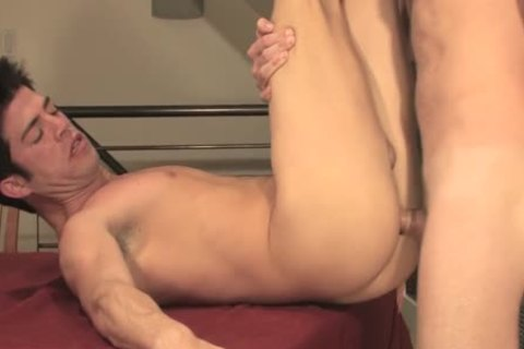 Cole Streets And Troy Collins have a pleasure anal