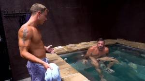 What's In The kinky Tub? - Justin Matthews with Shane Jackson Jerking nail