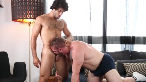 spooge To Your Senses - Diego Sans and Daxx Carter Athlete slam