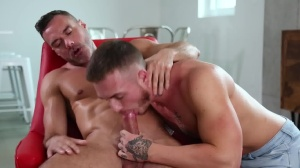 tasty - Theo Ross and Manuel Skye cook jerking nail