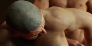 Dream Fucker - Francois Sagat with Paddy O'Brian butthole Hook up