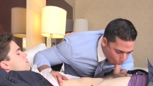 young Conservatives - Will Braun with Topher Di Maggio butthole Nail