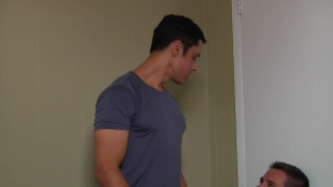 My neighbour's Son - Rafael Alencar with Dylan Knight anal Hump