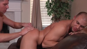 The Straight man - Tom Faulk and Connor Halstead anal Hook up