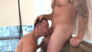 Colby Breaks Him In - Hook up