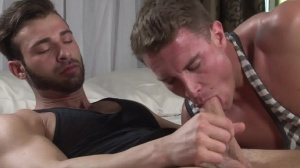 nothing But a-hole - Jarec Wentworth and Trace Kendall anal Love