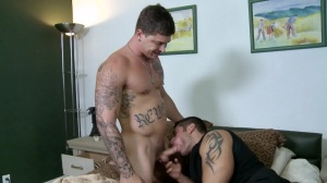Setting Up The Roommate - Marcus Ruhl, Sebastian young ass plow