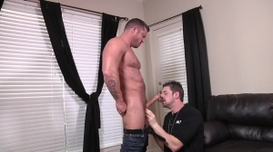 The Negotiator - Charlie Harding with Andrew Stark ass Hump