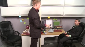 The Annoying Colleague - Diego Vena with Philip Aubrey ass Hump