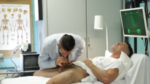 Emergency Sex - Dante Colle and Paddy O'Brian butthole Love