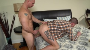 The Ranch Hand - John Magnum and Sean Maygers anal hammer