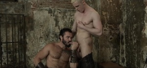 homosexual Of Thrones - Jessy Ares and JP Dubois pooper Hook up