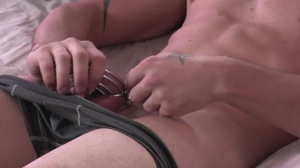 Trust Issues - Darin Silvers with Damien Stone anal pound