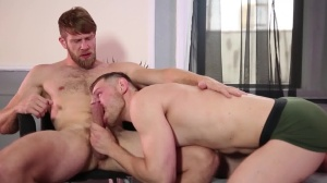 Poetic - Colby Keller and Jacob Peterson ass Hump
