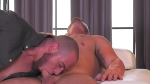 Law Student - Trevor long with Brendan Phillips ass Hook up
