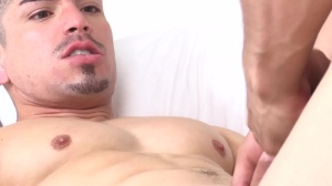 Chemistry - Jeremy Spreadums with Topher Di Maggio anal plow
