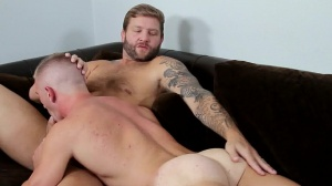 Straight chap's whore - Colby Jansen & Scott Riley ass dril