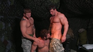 trip Of Duty - Zeb Atlas & Colby Jansen butthole Hump