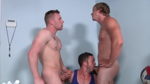 Bump! - Colt Rivers, Tom Faulk anal hammer