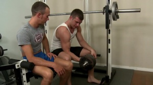 Working Over The Trainer - Sex